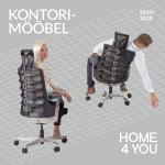 HOME4YOU - Kontorimööbel 2019/20