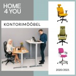 HOME4YOU - Kontoritoolide kataloog 2020/2021