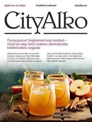 CITY ALKO (01.10.2020 - 30.11.2020)
