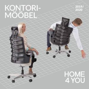 HOME4YOU - Kontorimööbel 2019/20