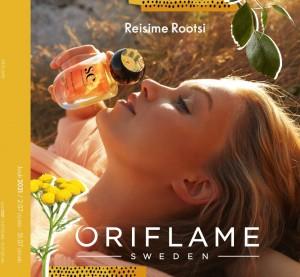 ORIFLAME (02.07.2021 - 31.07.2021)