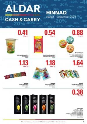 ALDAR - Cash & Carry (01.08.2020 - 30.09.2020)
