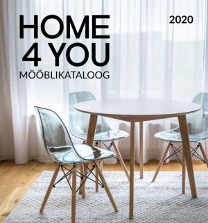 HOME4YOU - Mööblikataloog 2020