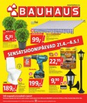 BAUHAUS - Kliendileht (21.04.2021 - 04.05.2021)