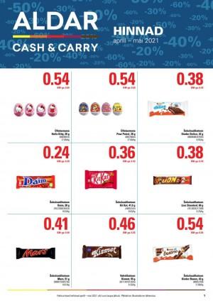 ALDAR - Cash & Carry (01.04.2021 - 31.05.2021)