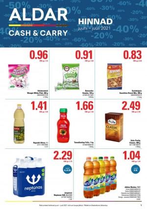 ALDAR - Cash & Carry (01.06.2021 - 31.07.2021)