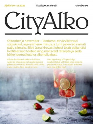 CITY ALKO (01.10.2021 - 30.11.2021)
