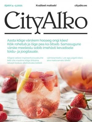 CITY ALKO (01.04.2021 - 31.05.2021)